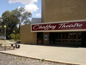 Chaffey Theatre - Lightning Ridge Tourism