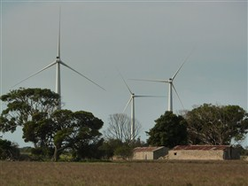 Wattle Point Wind Farm - Lightning Ridge Tourism