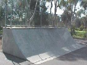 Moonta Skatepark - Lightning Ridge Tourism