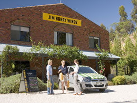 Jim Barry Wines - Lightning Ridge Tourism