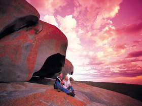 Remarkable Rocks Flinders Chase National Park