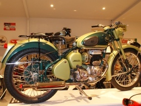 Bicheno Motorcycle Museum - Lightning Ridge Tourism