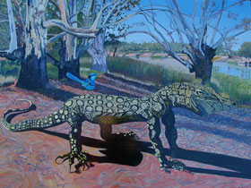 Goanna Hill Gallery - Lightning Ridge Tourism