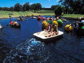 Greenhills Adventure Park - Lightning Ridge Tourism