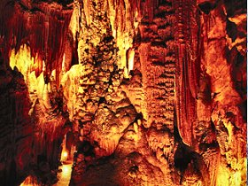 King Solomons Cave - Lightning Ridge Tourism