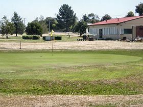 Campbell Town Golf Club - Lightning Ridge Tourism