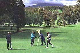 Deloraine Golf Course - Lightning Ridge Tourism