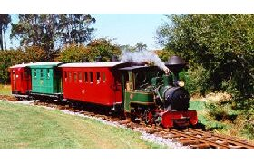 Redwater Creek Railway - Lightning Ridge Tourism