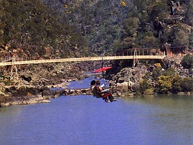 Launceston Cataract Gorge  Gorge Scenic Chairlift
