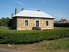 Oatlands Court House - Lightning Ridge Tourism
