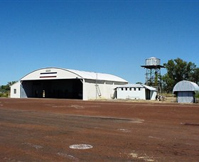 Daly Waters Aviation Complex - Lightning Ridge Tourism