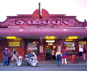 Bojangles Saloon and Dining Room - Lightning Ridge Tourism