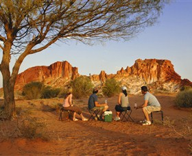 Rainbow Valley Conservation Reserve - Lightning Ridge Tourism