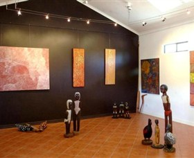 Ironwood Arts - Lightning Ridge Tourism