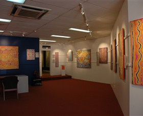 Mason Gallery - Lightning Ridge Tourism