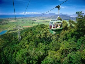 Skyrail Rainforest Cableway - Lightning Ridge Tourism