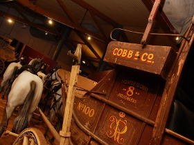 Cobb  Co Museum - Lightning Ridge Tourism