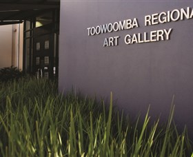 Toowoomba Regional Art Gallery - Lightning Ridge Tourism