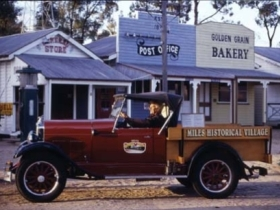 Miles Historical Village and Museum - Lightning Ridge Tourism