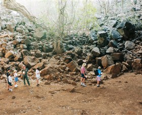 Undara Volcanic National Park - Lightning Ridge Tourism