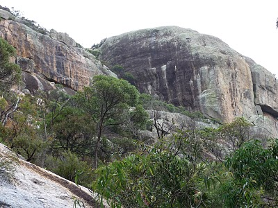 Mount Walsh National Park