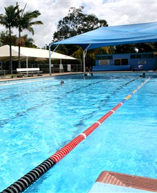 Beenleigh Aquatic Centre - Lightning Ridge Tourism