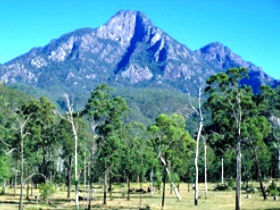 Mount Barney National Park - Lightning Ridge Tourism