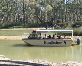 Kingfisher Cruises - Lightning Ridge Tourism