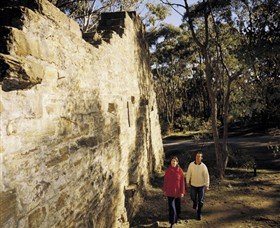 Castlemaine Diggings National Heritage Park - Lightning Ridge Tourism