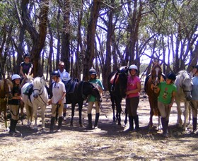 Bellarine Horse Riding Centre - Lightning Ridge Tourism