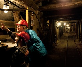 State Coal Mine - Lightning Ridge Tourism