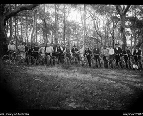 Historic Mystery Bay Velodrome