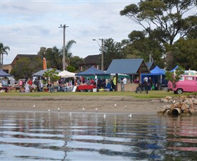 Greenwell Point Riverside Markets - Lightning Ridge Tourism
