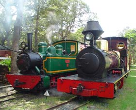Illawarra Light Railway Museum - Lightning Ridge Tourism