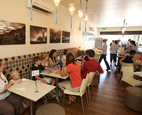 Cafe Parkview - Lightning Ridge Tourism