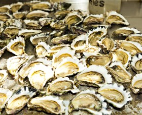 Wheelers Oysters