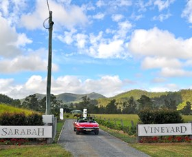 Sarabah Estate Vineyard - Lightning Ridge Tourism