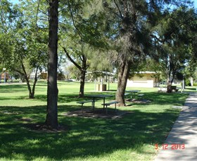 Inglewood Apex-Lions Park - Lightning Ridge Tourism