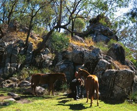 Coomba Falls - Lightning Ridge Tourism