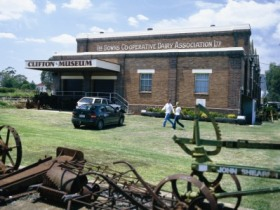 Clifton Historical Museum - Lightning Ridge Tourism