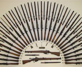 Lithgow Small Arms Factory Museum - Lightning Ridge Tourism