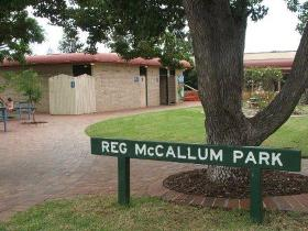 Reg McCallum Park - Lightning Ridge Tourism