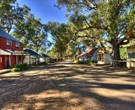 The Australiana Pioneer Village Ltd - Lightning Ridge Tourism
