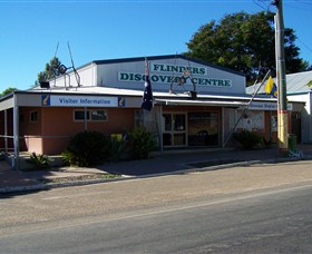 Flinders Discovery Centre - Lightning Ridge Tourism