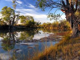 Murray River National Park - Lightning Ridge Tourism