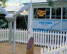 Charleville - Royal Flying Doctor Service Visitor Centre
