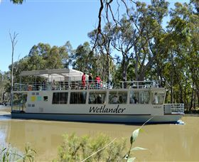Wetlander Cruises - Lightning Ridge Tourism