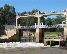 Yanco Weir - Lightning Ridge Tourism
