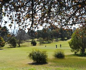 Narrandera Golf Course - Lightning Ridge Tourism