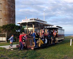 Portland Cable Trams - Lightning Ridge Tourism